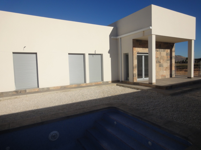 ID4139 Country Villa 3 bedrooms Hondon de Los Nieves