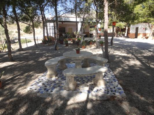 ID4140 Country Villa 4 bedrooms near Crevillente