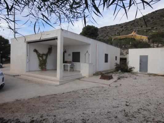ID4141 Country House 5 Bedrooms Hondon Valley, Costa Blanca