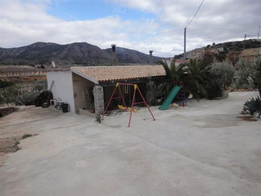 ID4142 Country House 2 bedrooms Hondon Valley, Costa Blanca