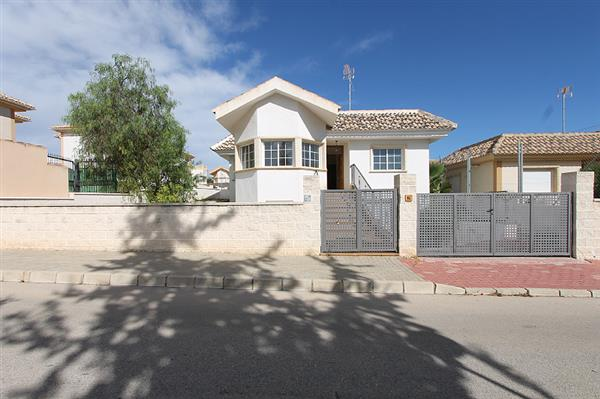 ID4147 Detached Villa 3 bed in Fortuna, Murcia