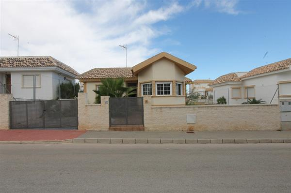 ID4148 Detached Villa 3 bed Fortuna, Murcia
