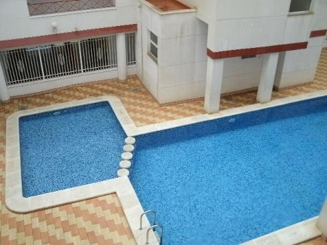 ID4223 Apartment 2 bedrooms Central Torrevieja, Costa Blanca