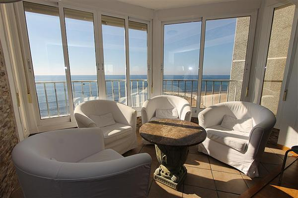 ID4256 SEA VIEWS Front Line Apartment 3 bedrooms Torrevieja Costa Blanca