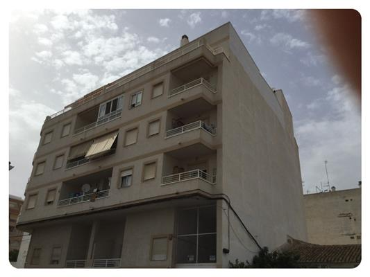 ID4262 Penthouse Apartment 2 bedrooms Central Torrevieja, Costa Blanca