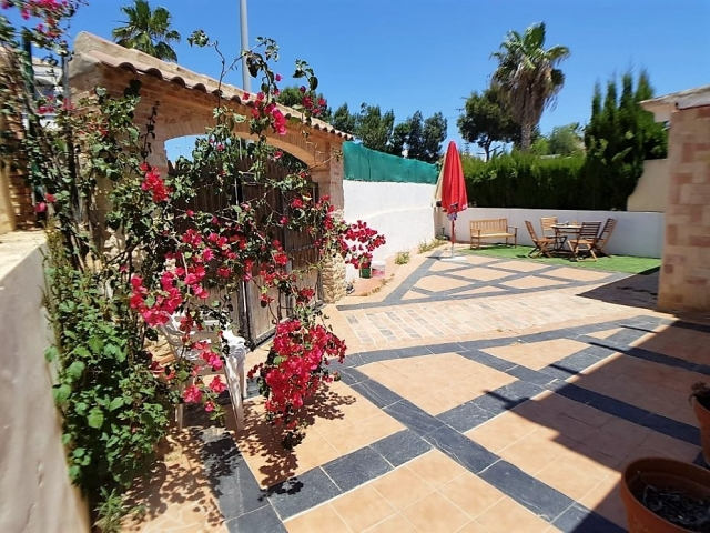 ID4270 Semi Detached Villa 3 bedrooms La Mata, Torrevieja, Costa Blanca