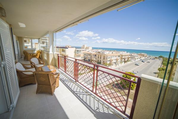 ID4272 Fantastic Apartment SEA VIEWS 3 bedrooms La Mata Torrevieja