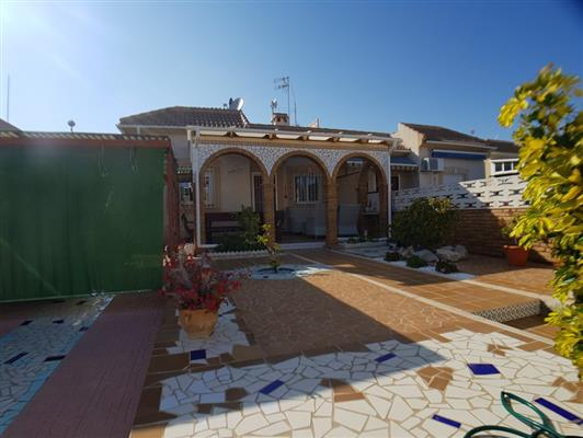 ID4273 Fantastic Villa 2 bedrooms near SEA Torrevieja, Costa Blanca