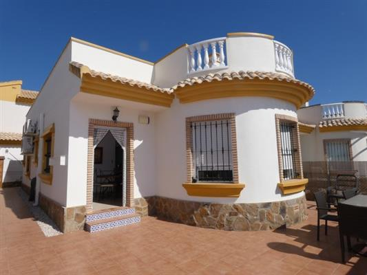 ID4278 Detached Villa 2 bedrooms El Raso, Guardamar, Costa Blanca