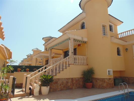 ID4311 Excellent Detached Villa 3 bedrooms Villamartin, Orihuela Costa