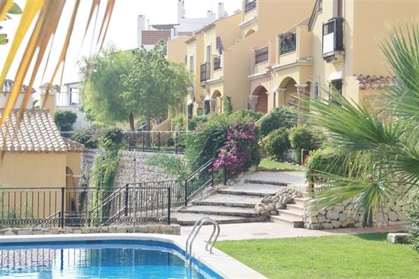 ID4358 Top Floor Apartment 2 bedrooms Las Ramblas Golf Orihuela Costa