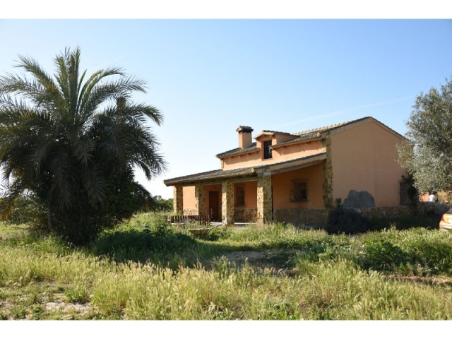 ID4359 CountryHouse/Finca 3 bedrooms plus seperate apartment 2 bedrooms near Guardamar, Costa Blanca