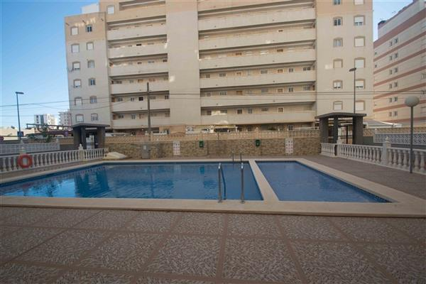 ID4366 Apartment 2 bedrooms Central Torrevieja, Costa Blanca