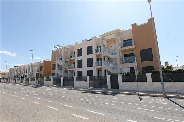 ID4389 Top Floor Apartment 2 bedrooms La Xenia, Orihuela Costa